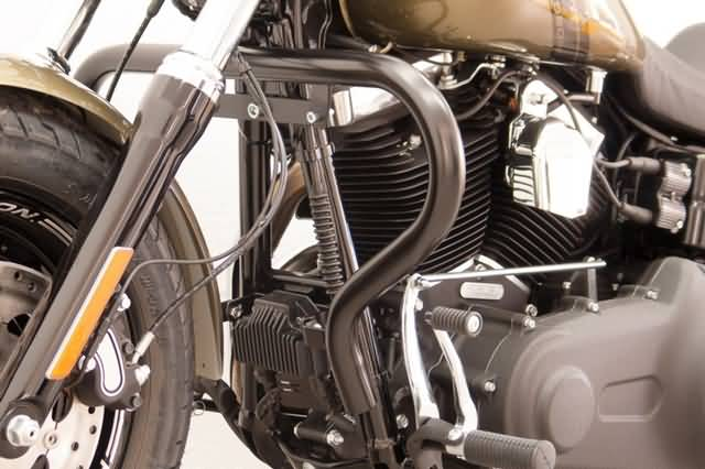 FEHLING CRASHBAR, HD DYNA FAT BOB FXDF/FXDWG SINCE 2010