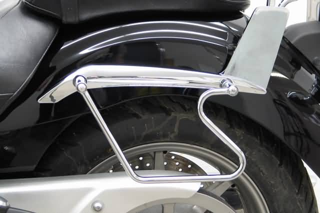 FEHLING SADDLEBAG SUPPORTS YAMAHA XVS 1300 MIDNIGHT STAR