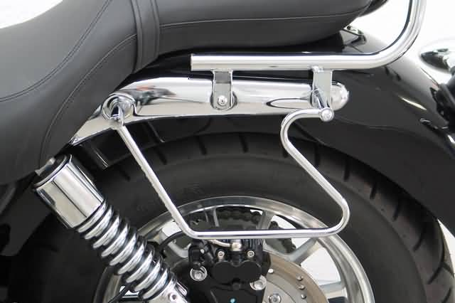 FEHLING SADDLEBAG SUPPORTS TRIUMPH AMERICA/SPEEDMASTER
