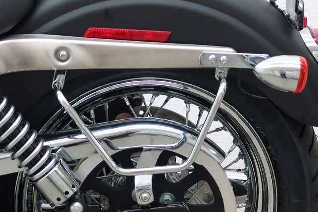FEHLING SADDLEBAG SUPPORTS HD DYNA SINCE 2006