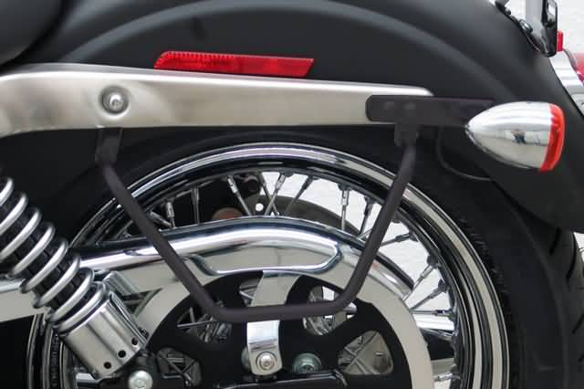 FEHLING SADDLEBAG SUPPORTS HD DYNA SINCE 2006/2008
