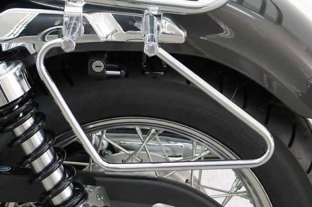FEHLING SADDLEBAG SUPPORTS HONDA VT 750 S 10-