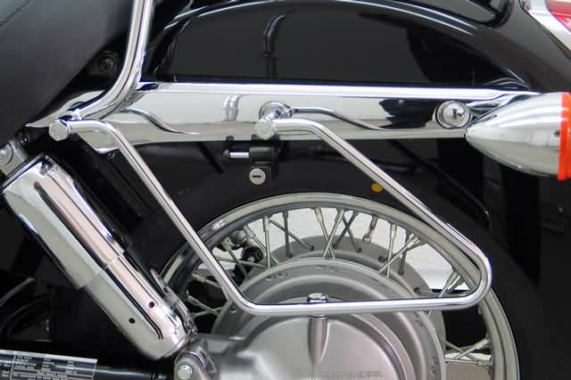 FEHLING SADDLEBAG SUPPORTS HONDA VT 750 C4