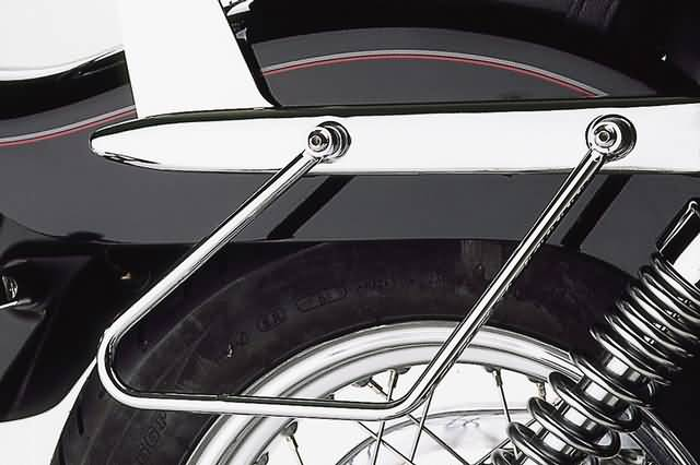 FEHLING SADDLEBAG SUPPORTS SUZUKI GZ 125/250 MARAUDER
