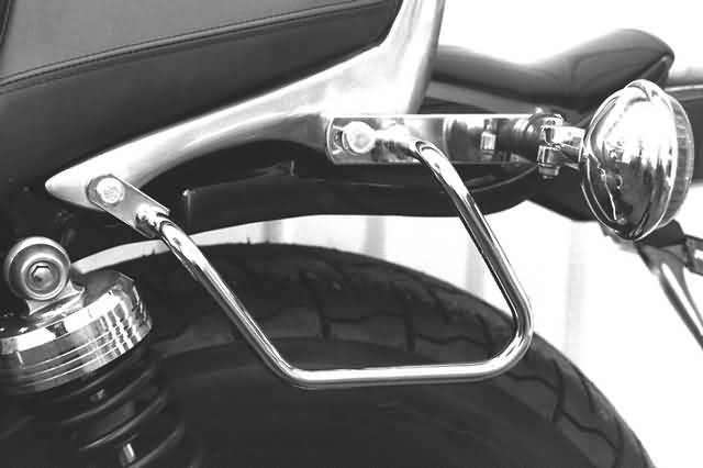 FEHLING SADDLEBAG SUPPORTS YAMAHA V-MAX 85-02