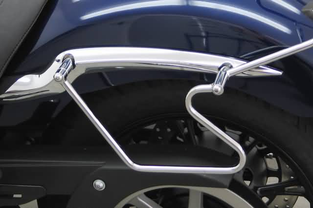 FEHLING SADDLEBAG SUPPORTS YAMAHA XVS 950 A MIDNIGHT STAR 09-