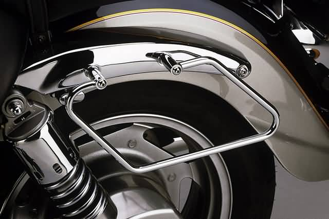 FEHLING SADDLEBAG SUPPORTS KAWASAKI VN 1600 CLASSIC 03-08
