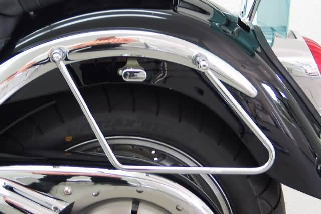 FEHLING SADDLEBAG SUPPORTS KAWASAKI VN 2000 04-10