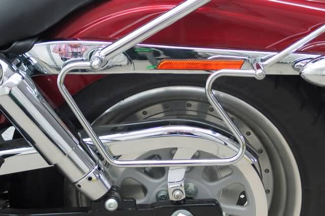 FEHLING SADDLEBAG SUPPORTS HD DYNA FAT BOB FXDF 08-