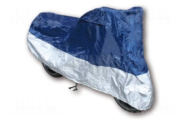 SHIN YO TWO TONE MOTORCYCLE COVER L