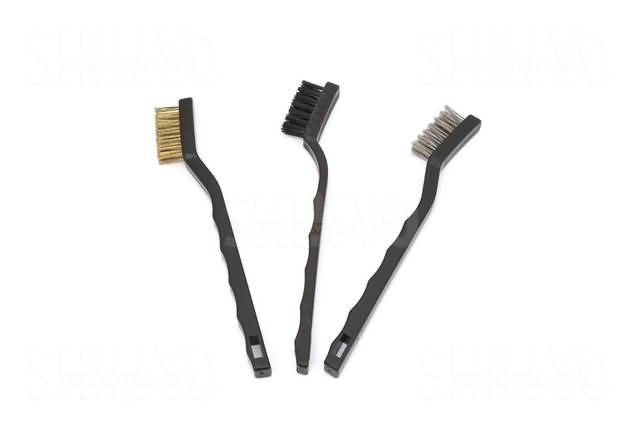 SHIN YO WIRE BRUSH SET, 180MM