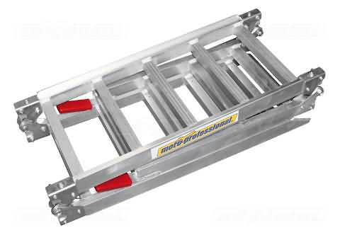 MOTOPROFESSIONAL ALU- FOLDING RAMP TRIPLE