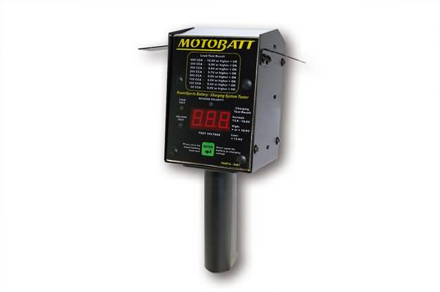 MOTOBATT BATTERY TESTER MBT