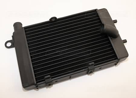 MOTOPROFESSIONAL RADIATOR TUONO, 02-05, LEFT SIDE