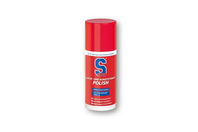 S100 PAINT AND PLASTIC POLISH, 220ML