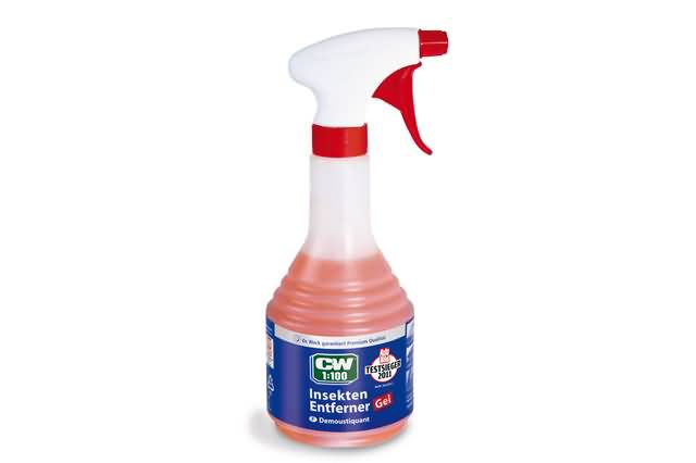 DR. WACK CW1:100 INSECT REMOVER GEL 500ML
