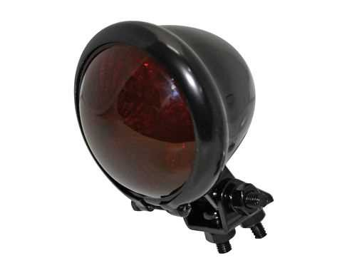 LED TAILLIGHT BATES BLACK