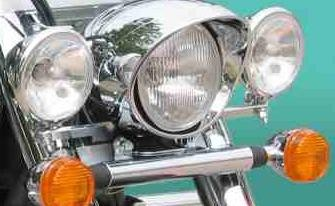 SPOTLIGHT BRACKET HONDA VTX1300